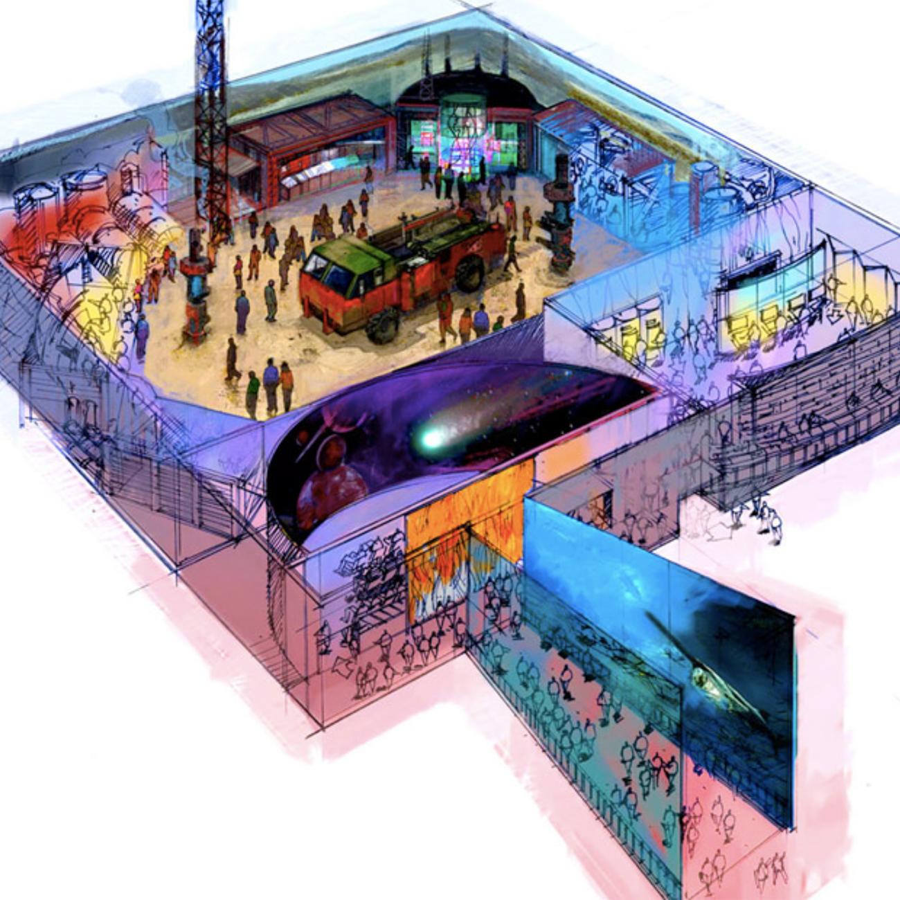 Theme Park Design Company