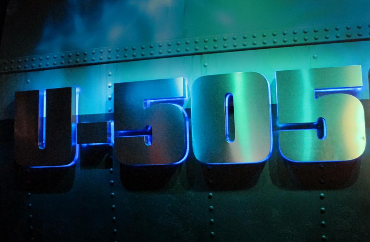 U505 Exhibition Design